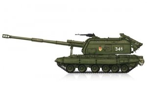 Hobby Boss 82927 2S19-M1 Self-propelled Howitzer 1/72