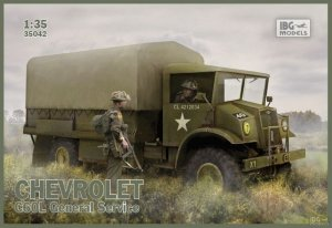 IBG 35042 Chevrolet C60L General Service (1:35)