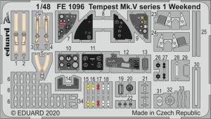 Eduard FE1096 Tempest Mk. V series 1 Weekend 1/48 EDUARD