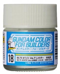 Gunze Sangyo UG-18 RX-78 Mr Color White