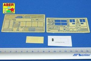 Aber 48039 GMC 2 tonowa amerykańska ciężarówka (CCKW-353) 1/48