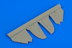 Aires 7332 Gloster Gladiator control surfaces 1/72 Airfix