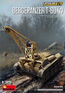 MiniArt 35238 BERGEPANZER T-60 ( r ) INTERIOR KIT 1/35