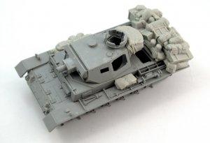 Panzer Art RE35-539 Stowage set for Pz.Kpfw III (Ausf J-N) 1/35