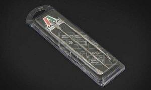 Italeri 50819 Set of 3 Stainless Steel Carvers