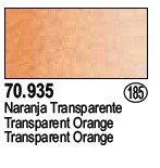 Vallejo 70935 Transparent Orange (185)