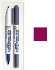 Gunze Sangyo GM404 Real Touch Marker Red 1