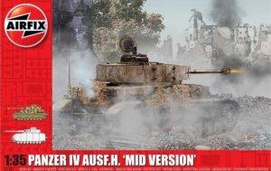 Airfix 1351 Panzer IV Ausf.H Mid. Version 1/35