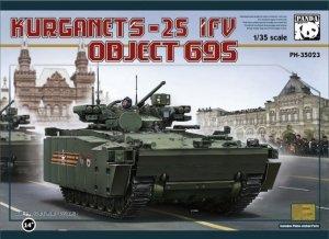 Panda Hobby 35023 IFV Kurganets-25 Object 695 1/35