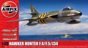 Airfix 09189 Hawker Hunter F.4/F.5/J34 1/48