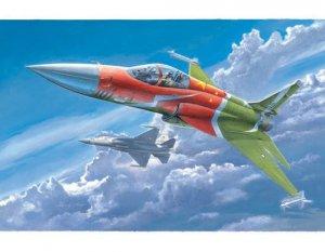 Trumpeter 02815 Chinese PLAAF FC-1 Fierce Dragon (Pakistan JF-17 Thunder) 1/48