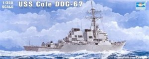 Trumpeter 04524 USS Cole DDG-67 1/350