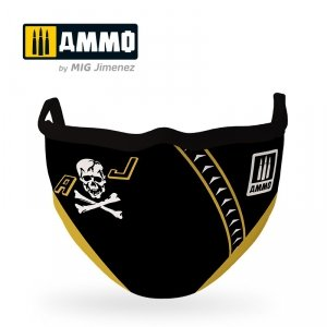 Ammo of Mig 8070 Face Mask Jolly Rogers