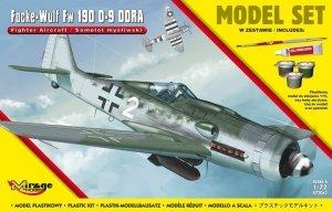 Mirage Hobby 872062 Focke-Wulf FW 190 D-9 1/72 Model set