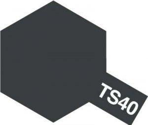Tamiya TS40 Mettalic Black (85040)