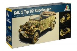 Italeri 7405 Kdf. 1 Typ 82 Kübelwagen 1/9