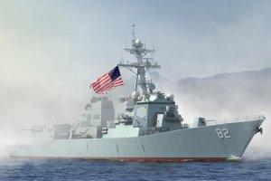 Hobby Boss 83412 USS Lassen DDG-82 1/700
