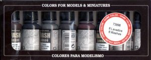 Vallejo 73998 - Washes Set