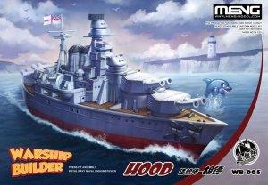 Meng Model WB-005 Warship Builder Hood
