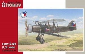 Special Hobby 72145 Letov S-328 Czechoslovak AF (1:72)