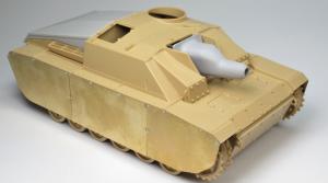 """Panzer Art RE35-654 StuG IIIG """"Impostor"""" Pz.Brigade 150 Ardennes 1/35"""