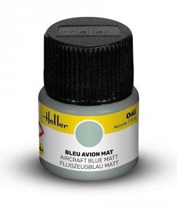 Heller 9065 065 Aircraft Blue - Matt 12ml