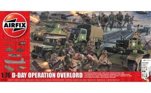 Airfix 50162A D-Day Operation Overlord Set 1/76