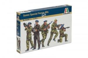 Italeri 6169 SOVIET SPECIAL FORCES 80S 1/72