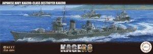 Fujimi 460451 IJN Kagero-Class Destroyer Kagero 1/350