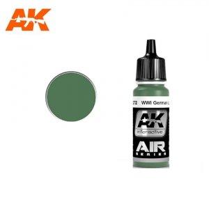 AK Interactive AK 2272 WWI GERMAN LIGHT GREEN 17ml