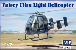 AMP 72002 Fairey Ultra Light Helicopter 1/72