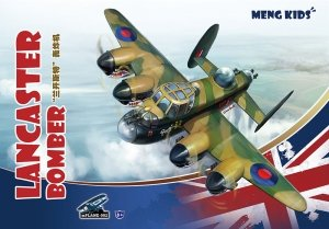 Meng Model mPLANE-002 LANCASTER BOMBER