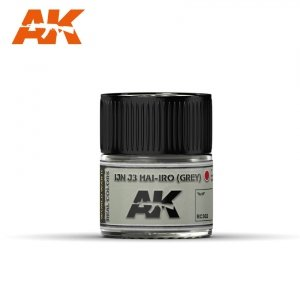 AK Interactive RC302 IJN J3 HAI-IRO (GREY) 10ML