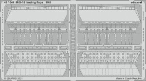 Eduard 481044 MiG-15 landing flaps BRONCO / HOBBY 2000 1/48