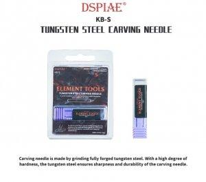 DSPIAE KB-S Tungsten Steel Carving Needle / Rysik ze stali wolframowej
