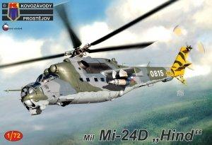 Kovozavody Prostejov KPM0199 Mi-24 Warsaw Pact 1/72