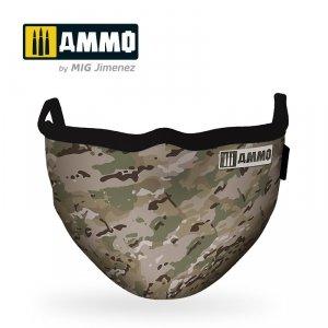 Ammo of Mig 8068 Multicam AMMO Face Mask