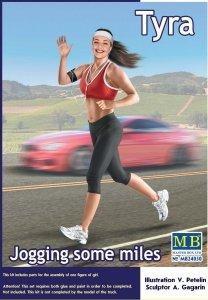 Master Box 24050 Jogging spme miles. Tyra 1:24