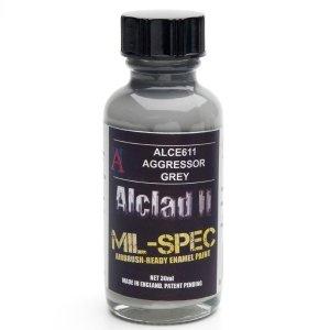 Alclad E611 Aggressor Grey 30ML
