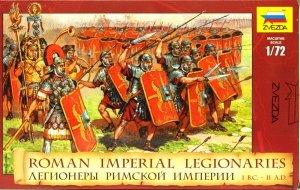 Zvezda 8043 Roman Imperial Infantry I BC-II AD 1/72