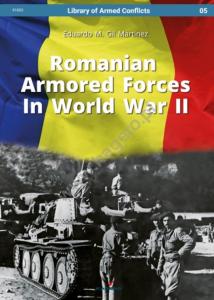 Kagero 91005 Romanian Armored Forces In World War II EN