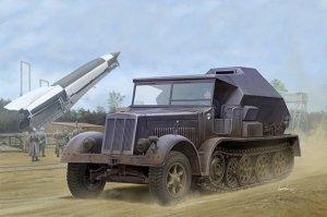 Trumpeter 09537 Sd.Kfz.7/3 Half-Track Artillery Tractor 1/35