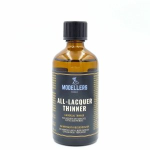 Modellers World MWT007 All-Lacquer Thinner 100ML