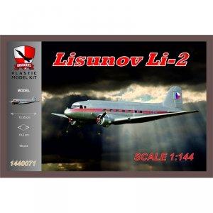 Big Model 1440071 LISUNOV Li-2 CZECH REPUBLIC 1/144