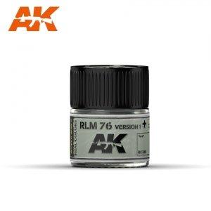 AK Interactive RC320 RLM 76 VERSION 1 10ML