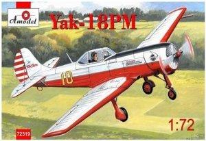 A-Model 72319 Yak-18PM 1:72