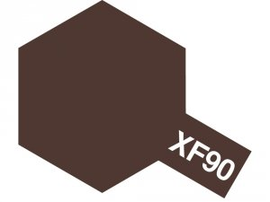 Tamiya 81790 XF-90 Red brown 2 10ml.