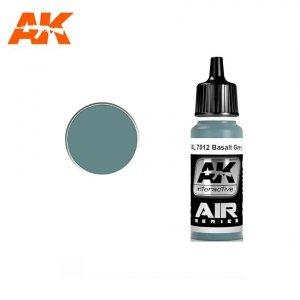 AK Interactive AK 2174 RAL 7012 BASALT GREY 17ml