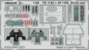 Eduard 491165 AV-8A late KINETIC 1/48
