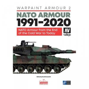 VALLEJO 75022 Warpaint Armour 2: NATO Armour 1991-2020 (English)